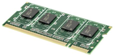Crucial 1 GB DDR2 RAM 667MHz SODIMM 1.8V