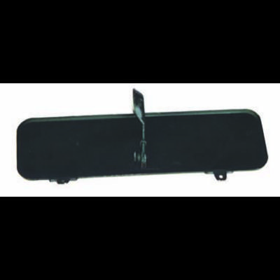 Omix-ADA Windshield Ventilation Cover and Handle Kit - 12025.08