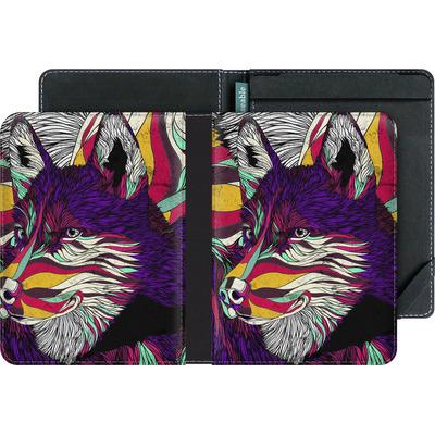 tolino vision 3 HD eBook Reader Huelle - Color Husky von Danny Ivan