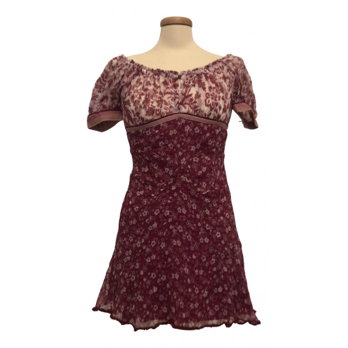 D&g N Silk dress for Women 38 IT