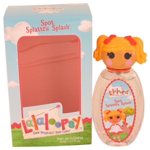 Marmol & Son - Lalaloopsy Spot Splatter Splash : Eau de Toilette Spray 1.7 Oz / 50 ml