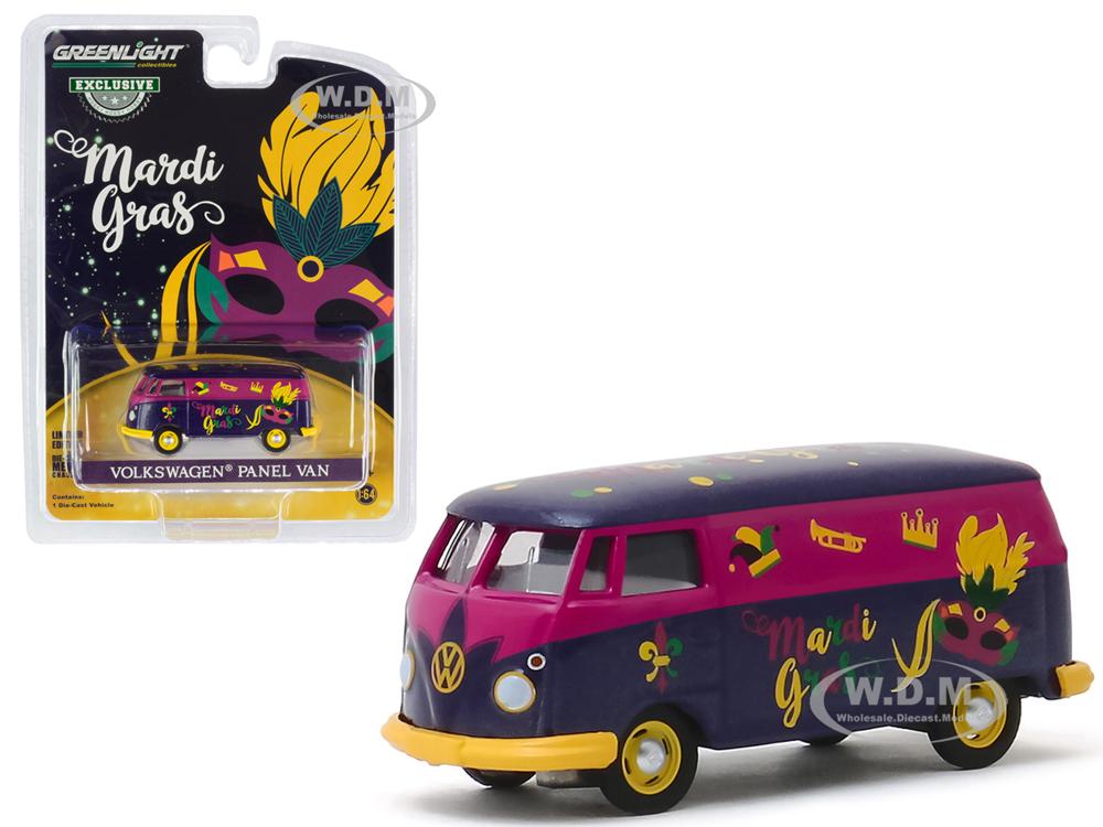 Volkswagen Panel Van Purple Metallic
