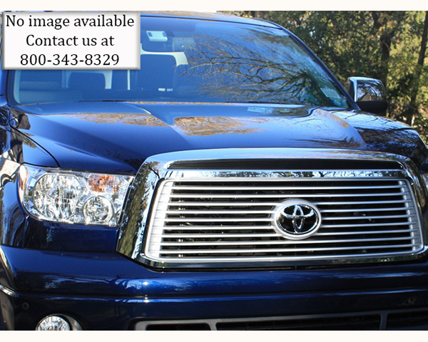 Quality Automotive Accessories Stainless Steel Grille Front Accent Trim Toyota Tundra 2011