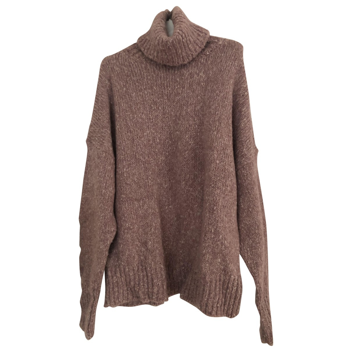 Isabel Marant Etoile \N Pullover in  Rosa Wolle