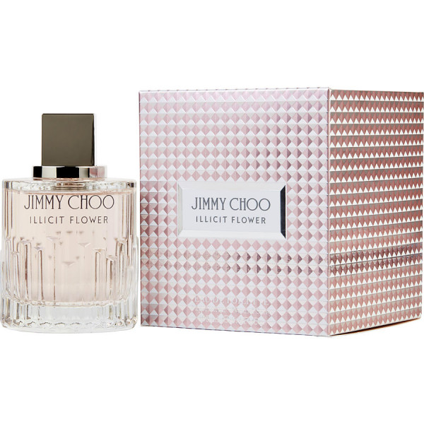 Illicit Flower - Jimmy Choo Eau de Toilette Spray 100 ML