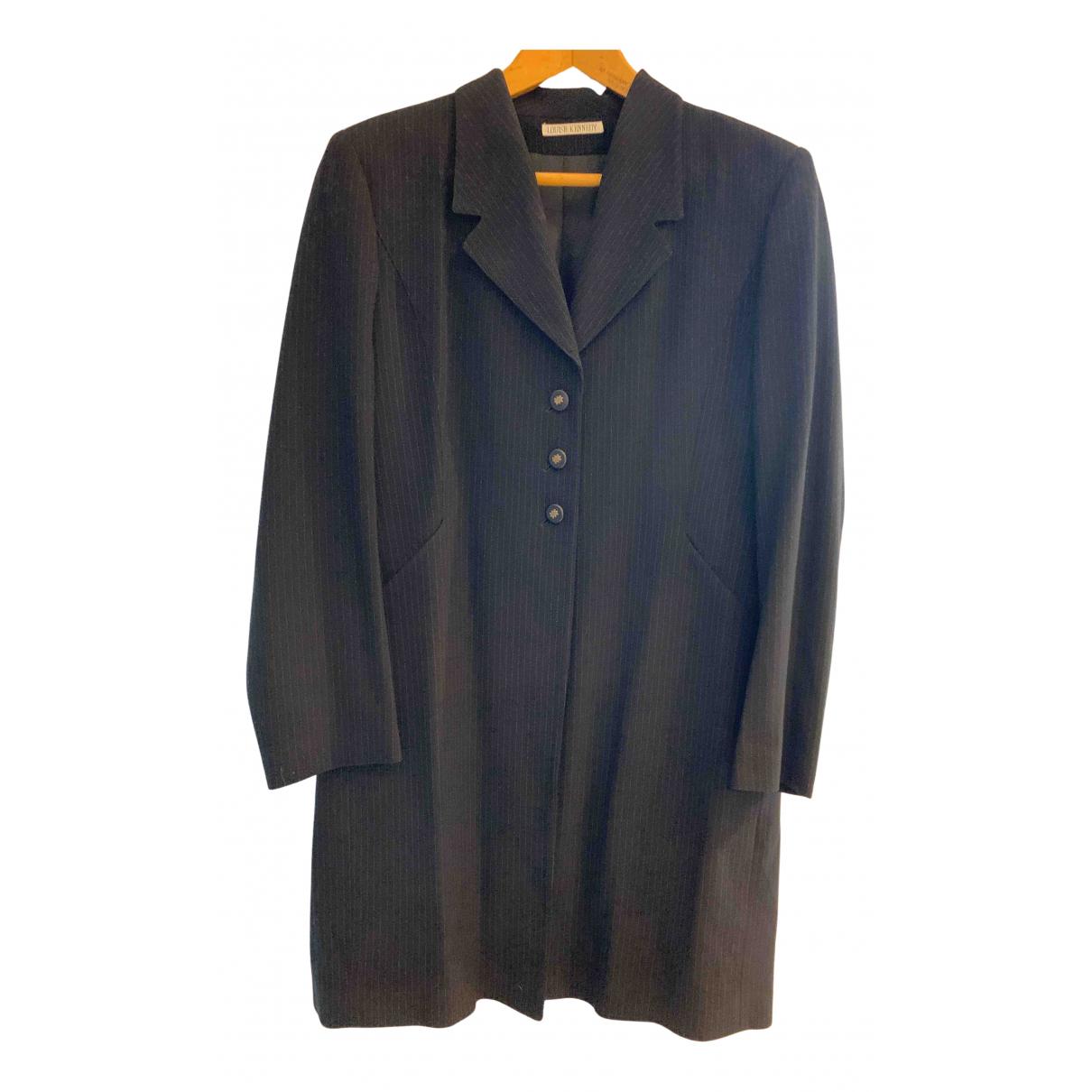 Louise Kennedy - Veste   pour femme en laine - noir