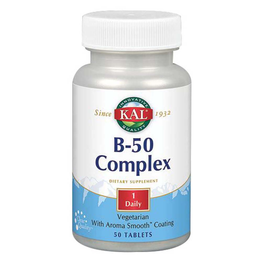 B-50 Complex 50 Tabs by Kal