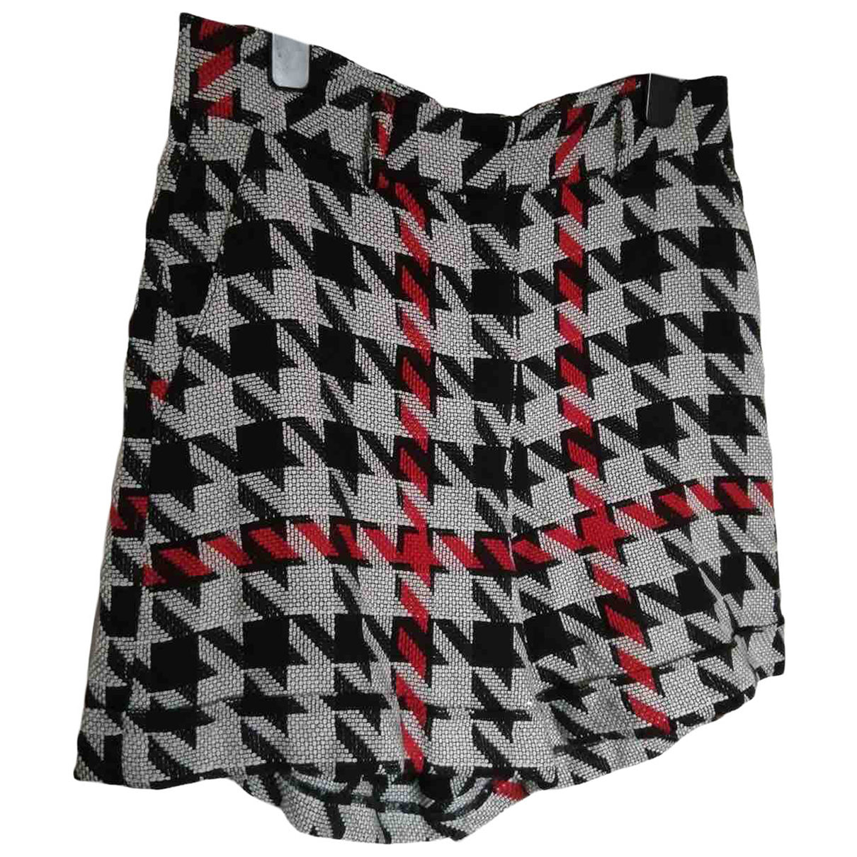 Non Signe / Unsigned \N Shorts in  Bunt Synthetik