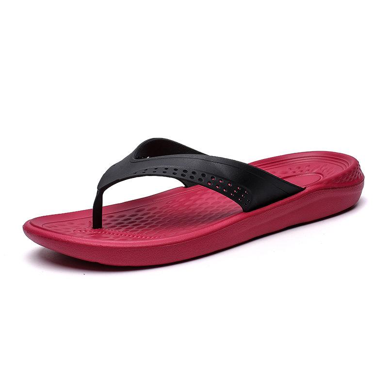 Men Clip Toe Light Weight Soft Casual Beach Slippers