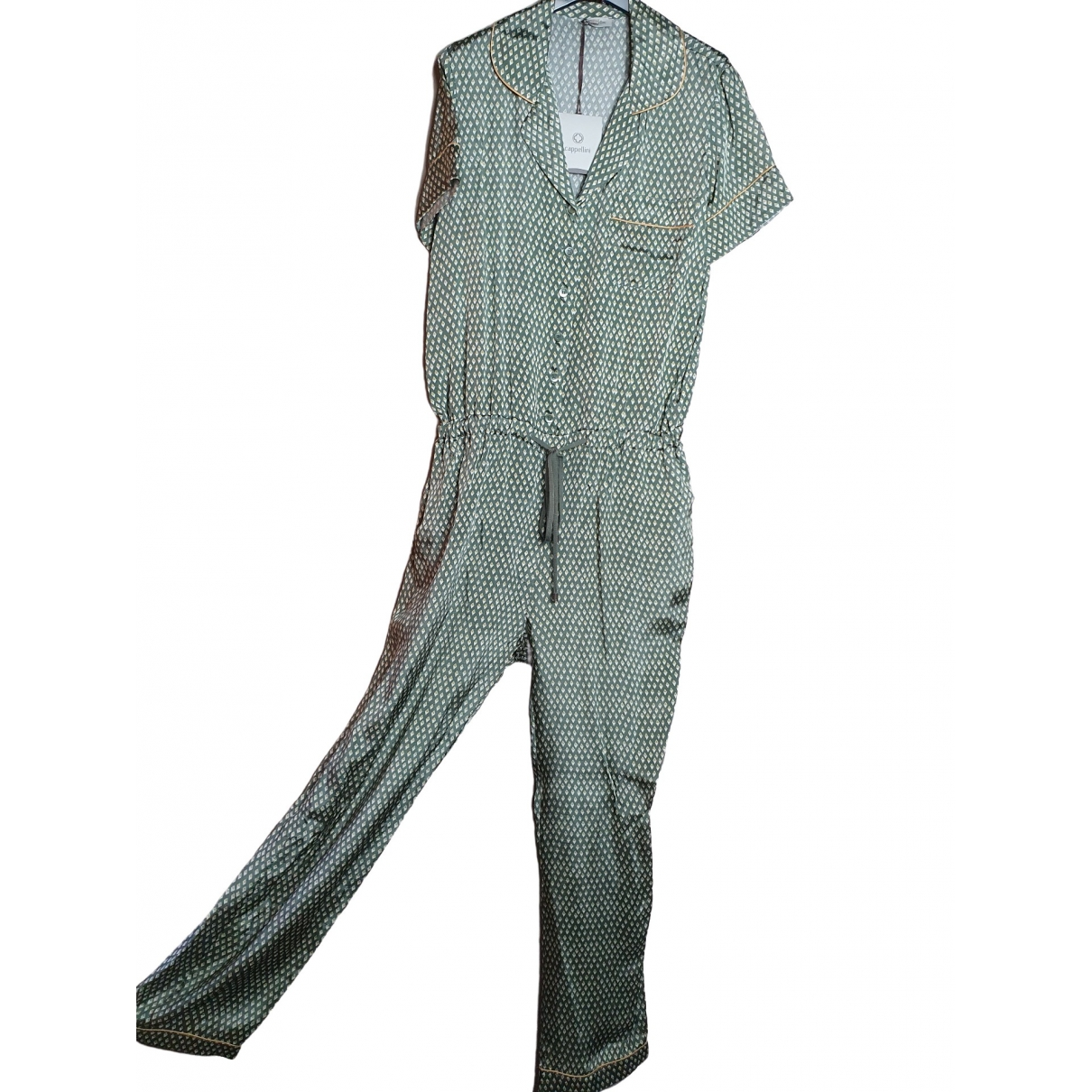 Maxi vestido de Seda Cappellini