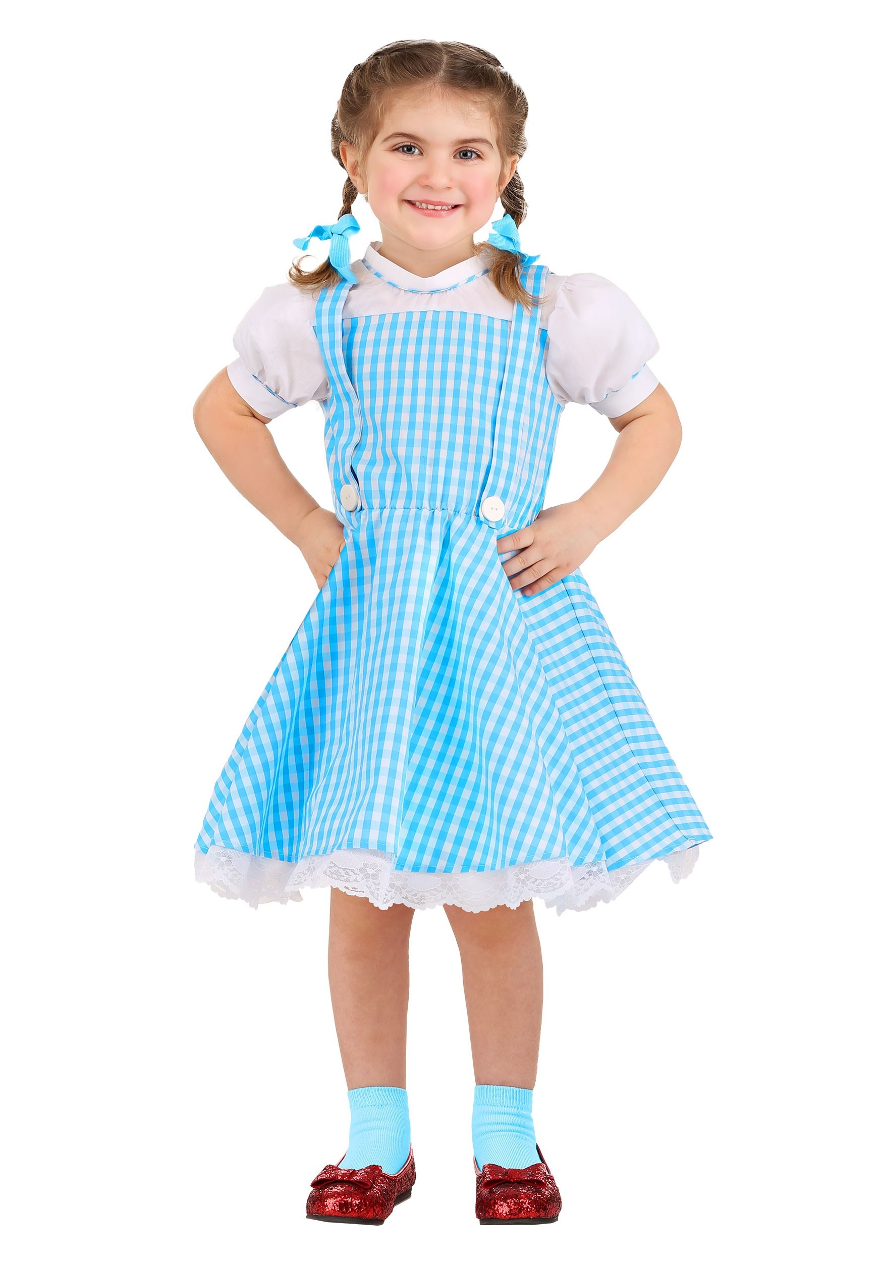 Classic Dorothy Wizard of Oz Toddler's Costume