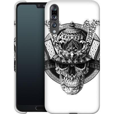 Huawei P20 Pro Smartphone Huelle - Samurai Skull von BIOWORKZ