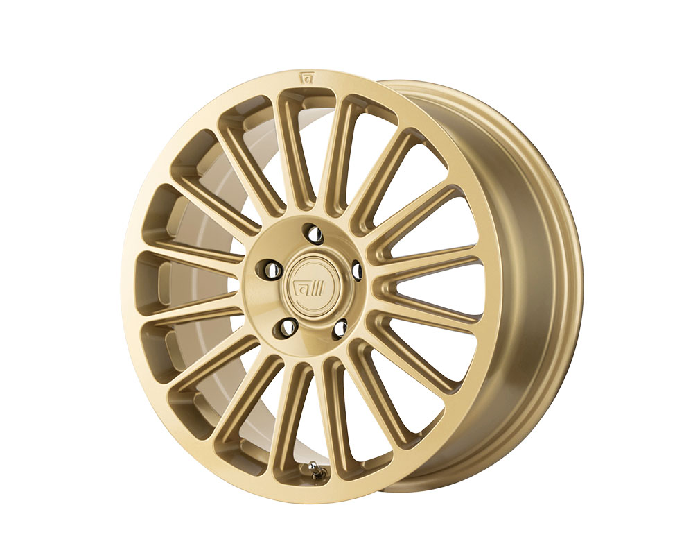 Motegi MR141 Wheel 15x7 5x5x100 +15mm Rally Gold