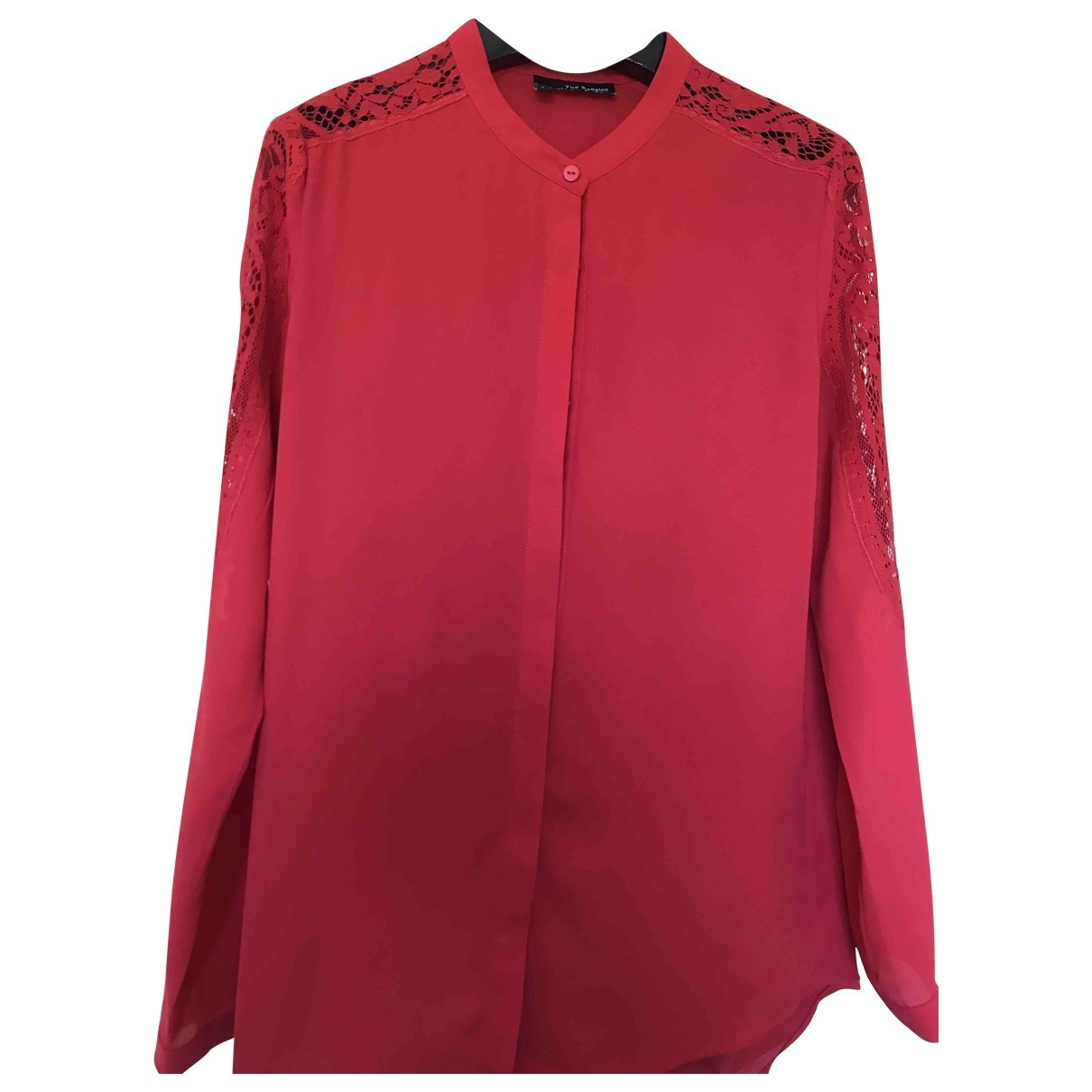 The Kooples \N Red  top for Women S International