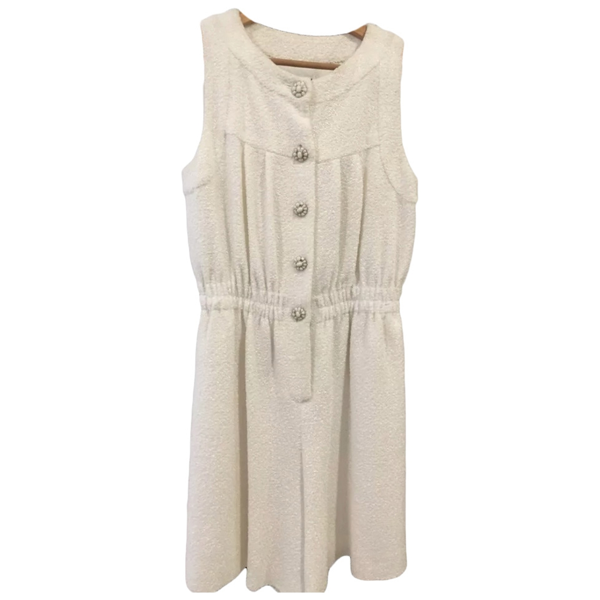 Chanel - Combinaison   pour femme en laine - blanc