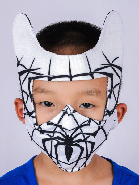 Milanoo Superman Face Cover Superhero Birthday Party Masks