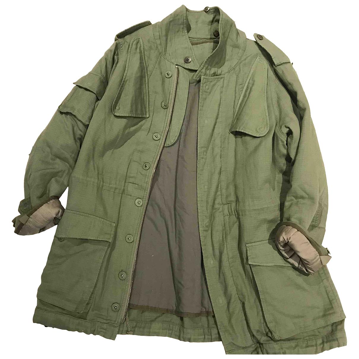 Twenty8twelve By S.miller N Khaki Cotton coat for Women 38 FR