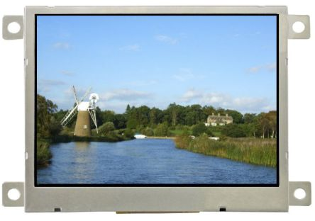 Midas MCT035AB0CW320240LML TFT LCD Colour Display / Touch Screen, 3.5in, 320 x 240pixels