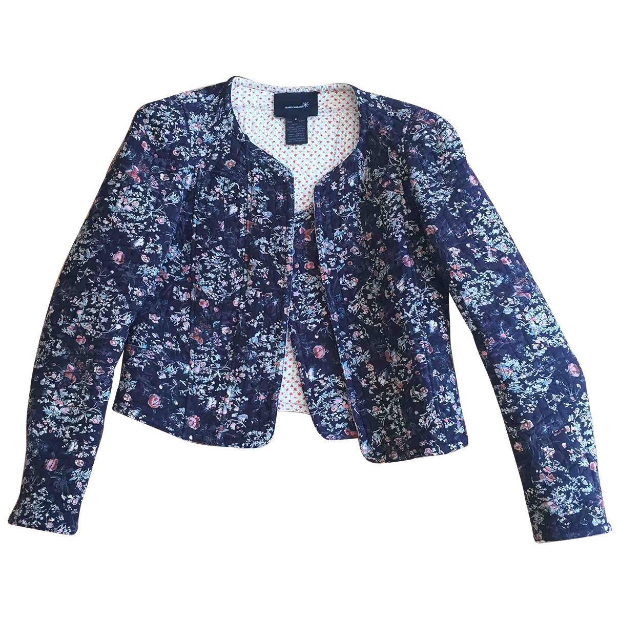 Isabel Marant \N Black Cotton jacket for Women 34 FR