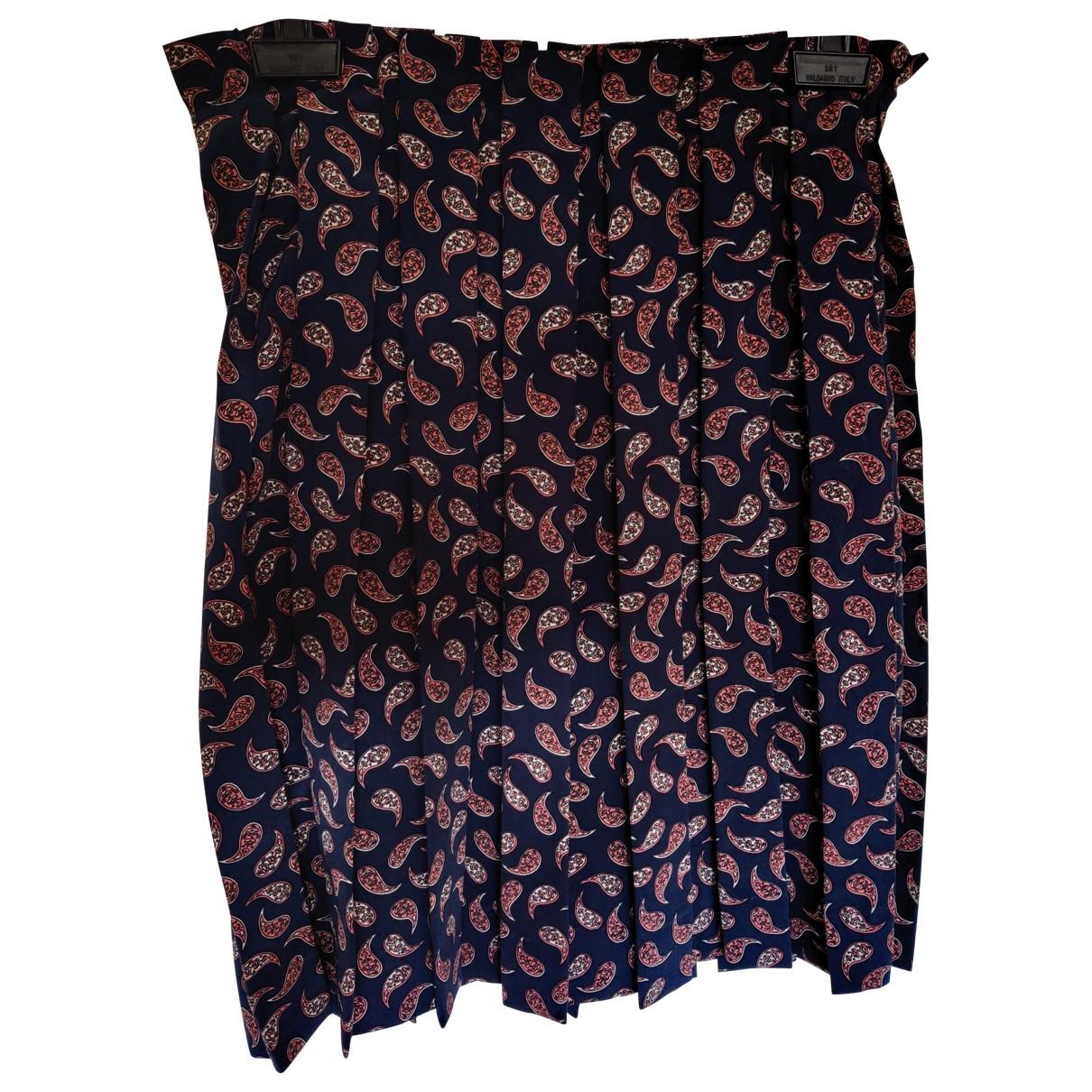 Silvian Heach \N Rocke in  Blau Polyester