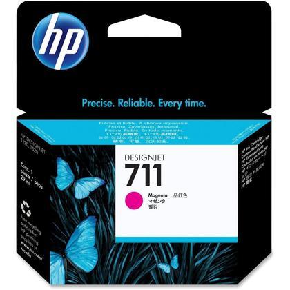 HP 711 CZ131A Original Magenta Ink Cartridge 29ml