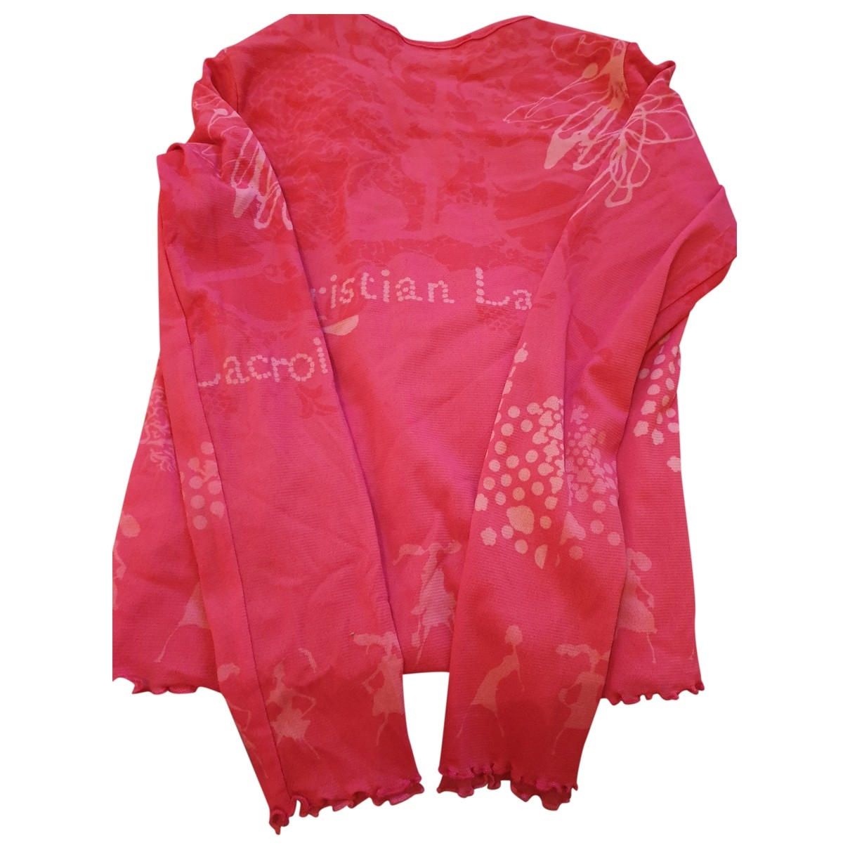 Christian Lacroix \N Pink  top for Kids 16 years - M FR
