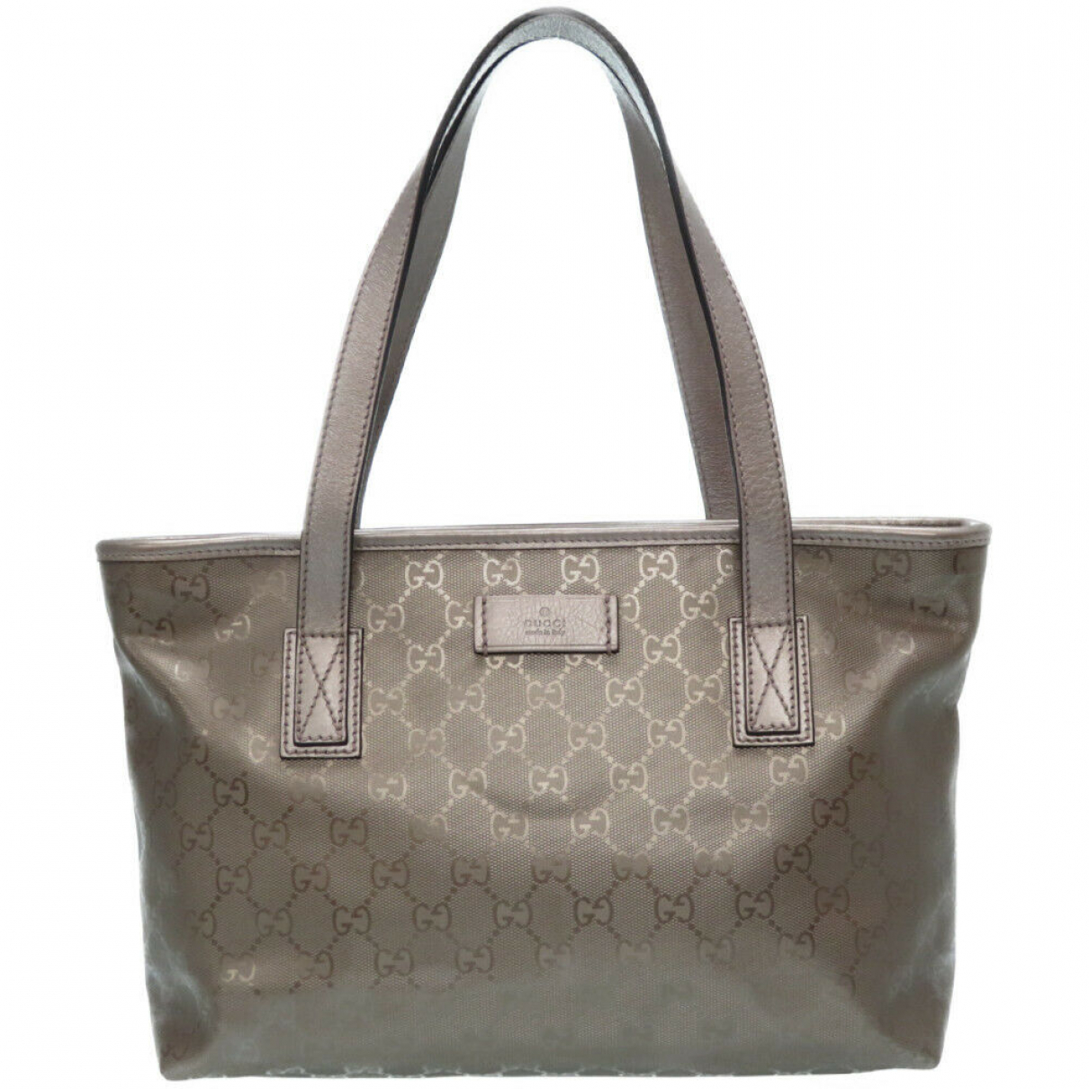 Gucci \N Leather handbag for Women \N
