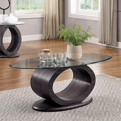 Lodia Collection CM4825GY-C-PK Coffee Table in
