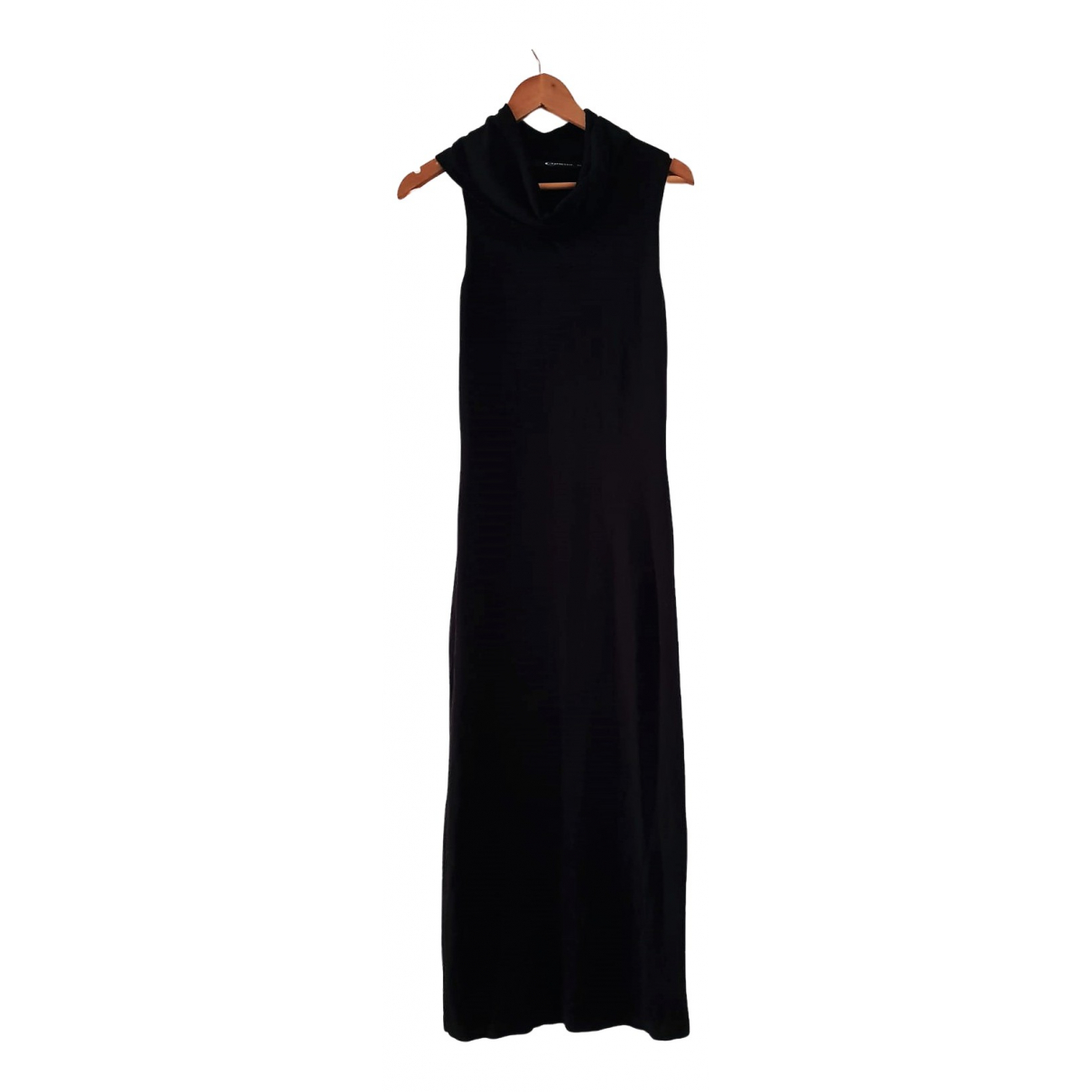 Non Signé / Unsigned \N Black dress for Women XS International