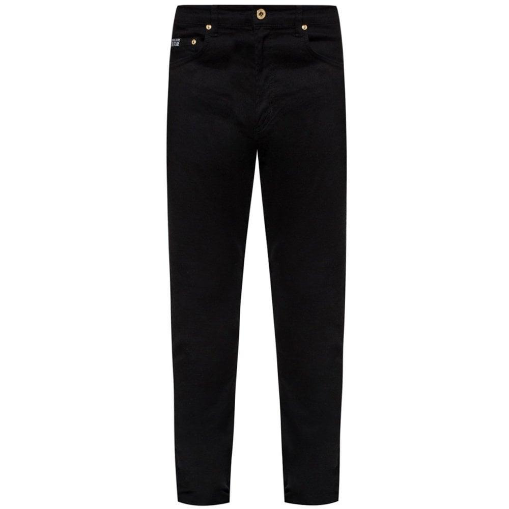 Versace Jeans Couture Skinny Jeans Black Colour: BLACK, Size: 30 32