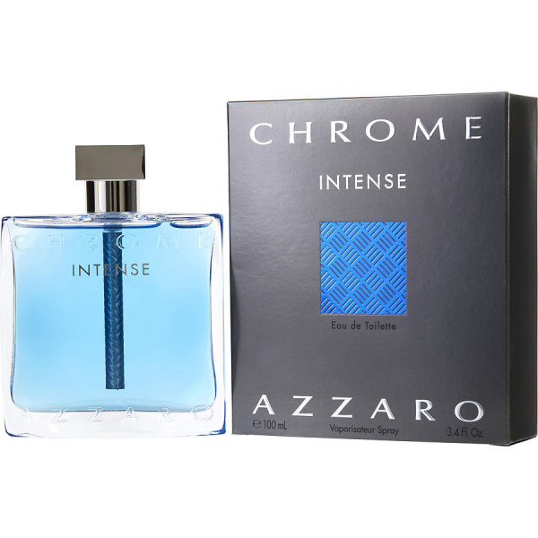 Chrome Intense - Loris Azzaro Eau de Toilette Spray 100 ML