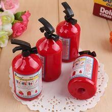 Sacapuntas en forma de extintor de incendios 1 pieza