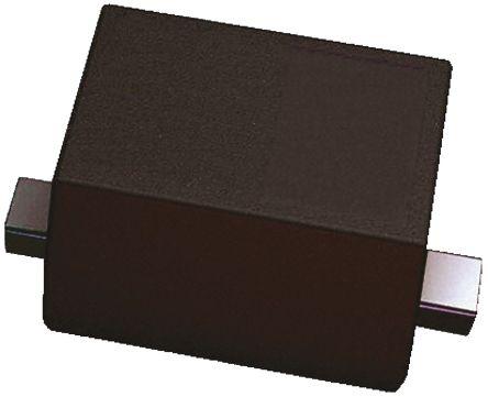 DiodesZetex Diodes Inc, 7.5V Zener Diode 6% 300 mW SMT 2-Pin SOD-523 (100)