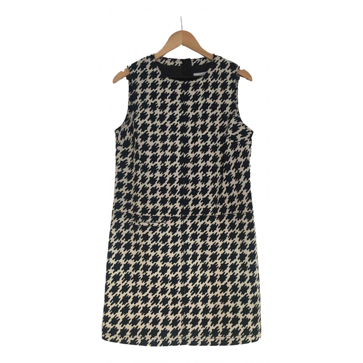 Jaeger \N Kleid in  Bunt Baumwolle