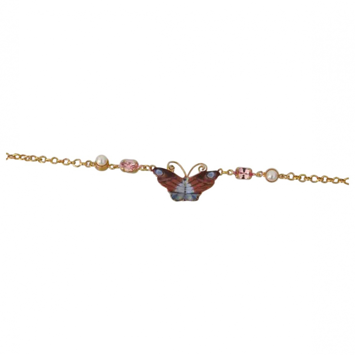 Dolce & Gabbana \N Multicolour Metal necklace for Women \N