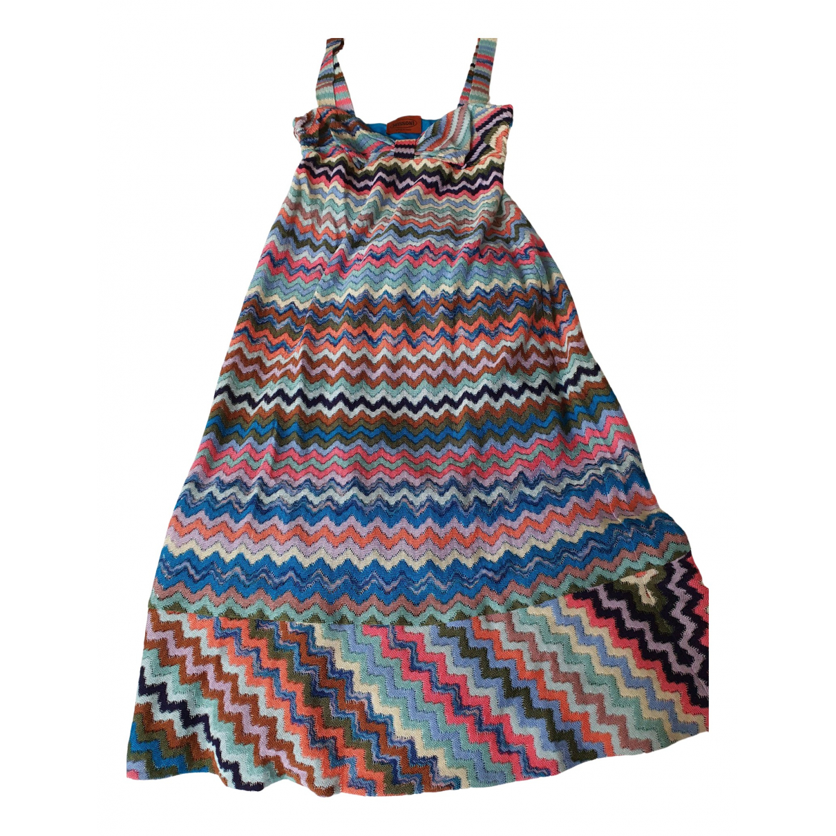 Missoni \N Kleid in  Bunt Viskose