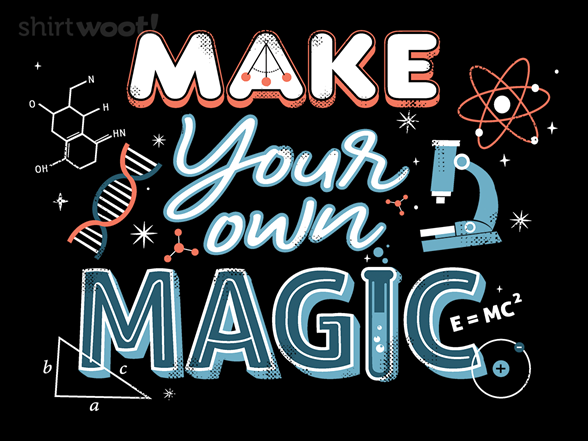 Make Your Own Magic T Shirt