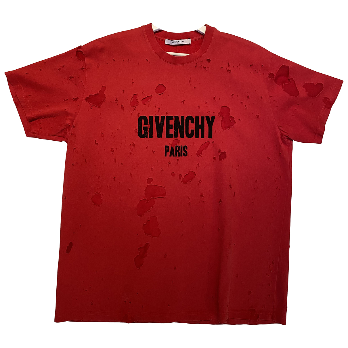 Givenchy \N T-Shirts in  Rot Baumwolle