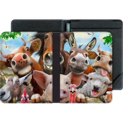 tolino vision 4 HD eBook Reader Huelle - Farm Selfie von Howard Robinson