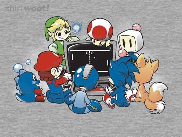 Going Retro Remix T Shirt