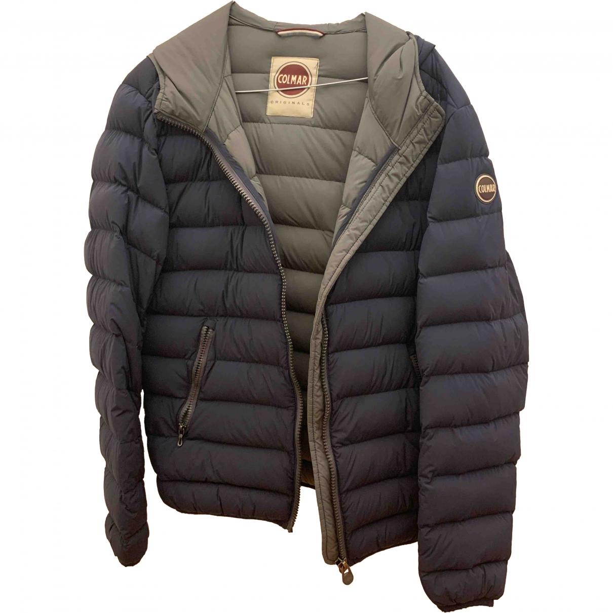 Colmar \N Blue jacket  for Men 46 IT