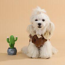 Abrigo de perro con capucha