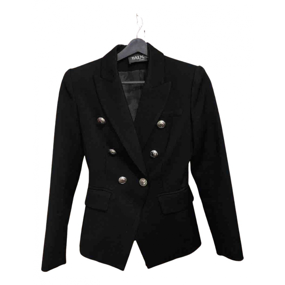 Balmain N Black jacket for Women S International