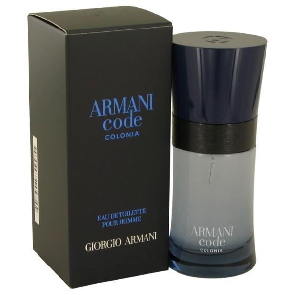 Giorgio Armani - Armani Code Colonia : Eau de Toilette Spray 1.7 Oz / 50 ml