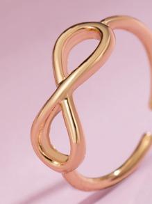 Infinity Decor Toe Ring