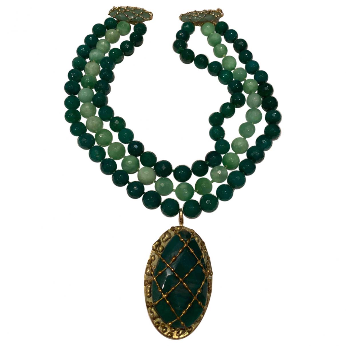 Rosantica - Collier   pour femme en autre - vert