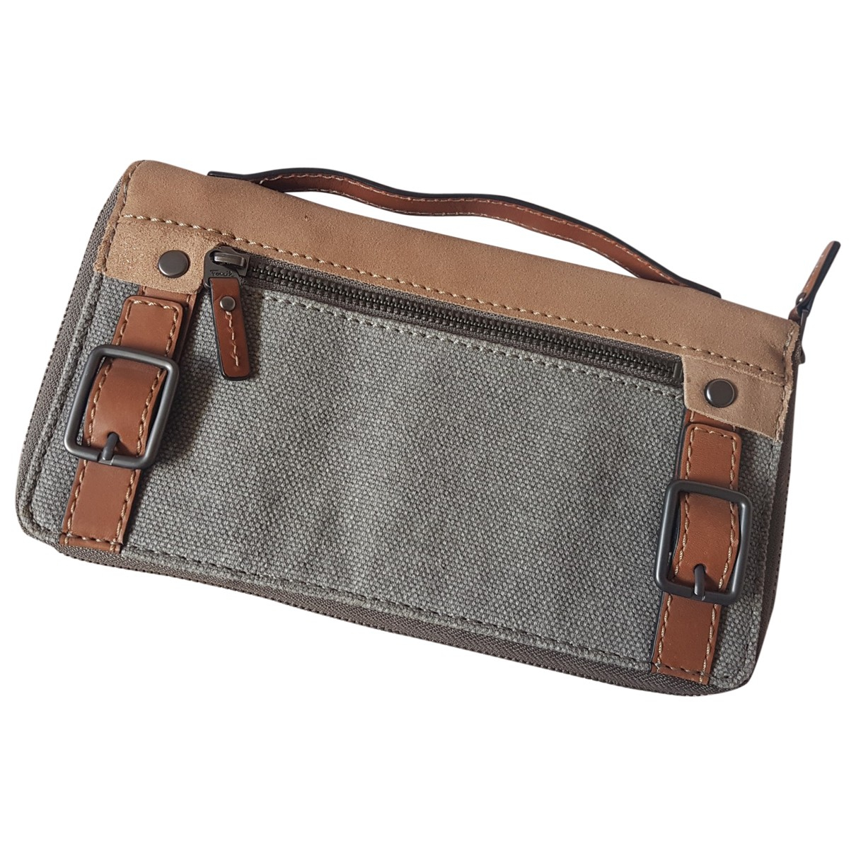 Fossil \N Multicolour Leather Purses, wallet & cases for Women \N