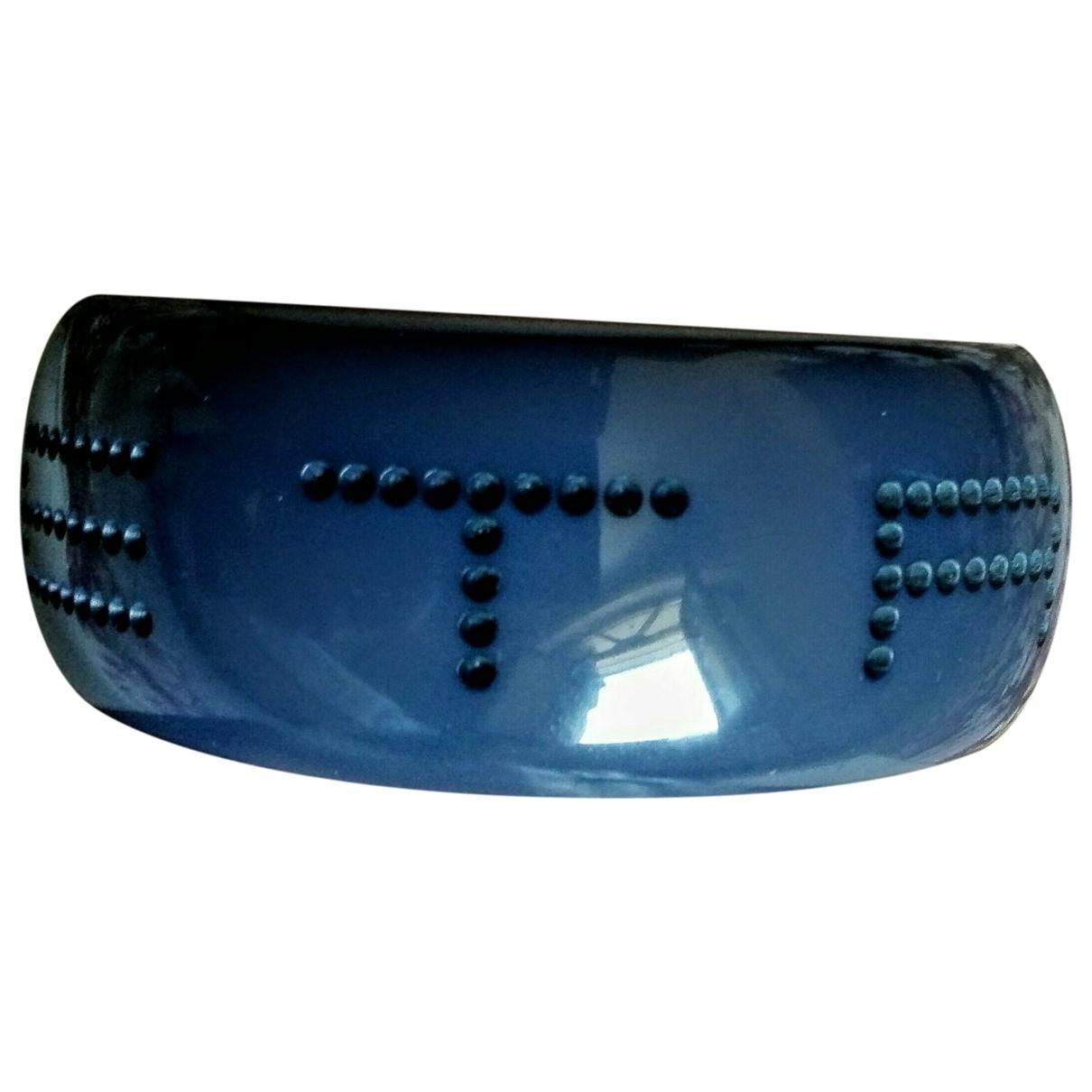 Etro - Bracelet   pour femme - bleu