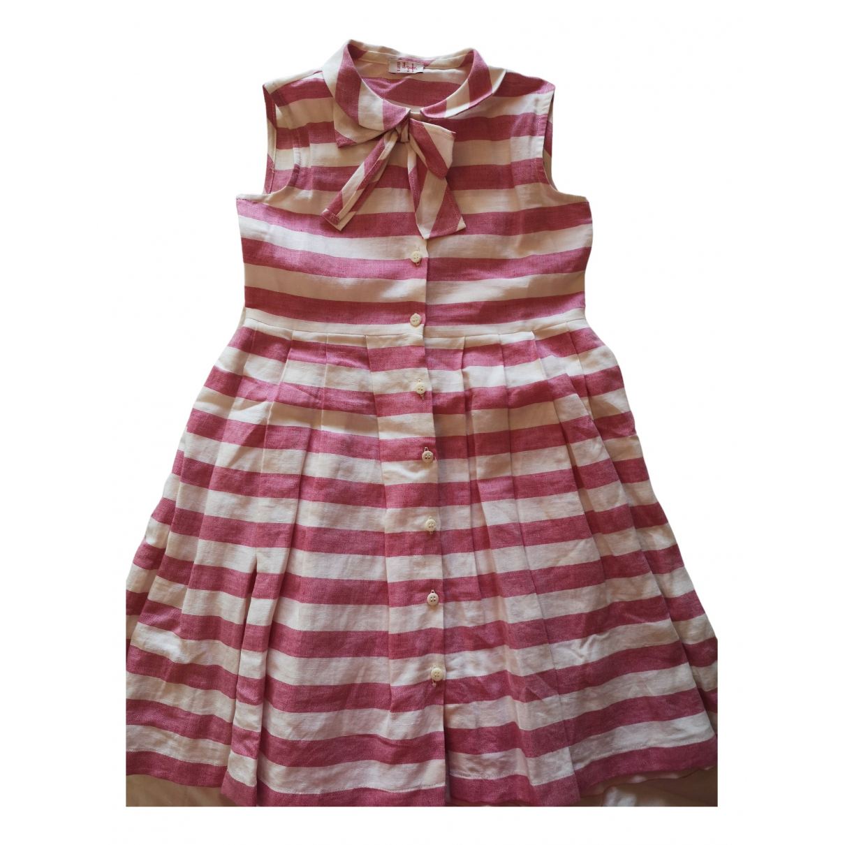 Il Gufo N Cotton dress for Kids 6 years - up to 114cm FR