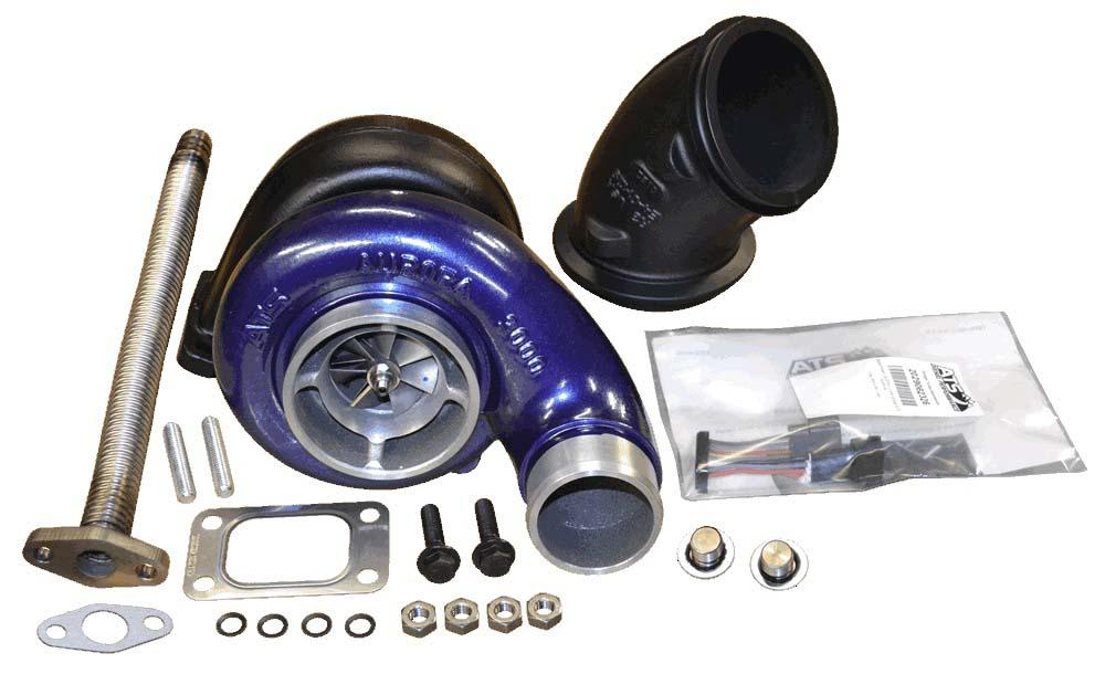 Aurora 3000 Turbo System 2007.5-09 Dodge 6.7L Cummins ATS Diesel 2029302326